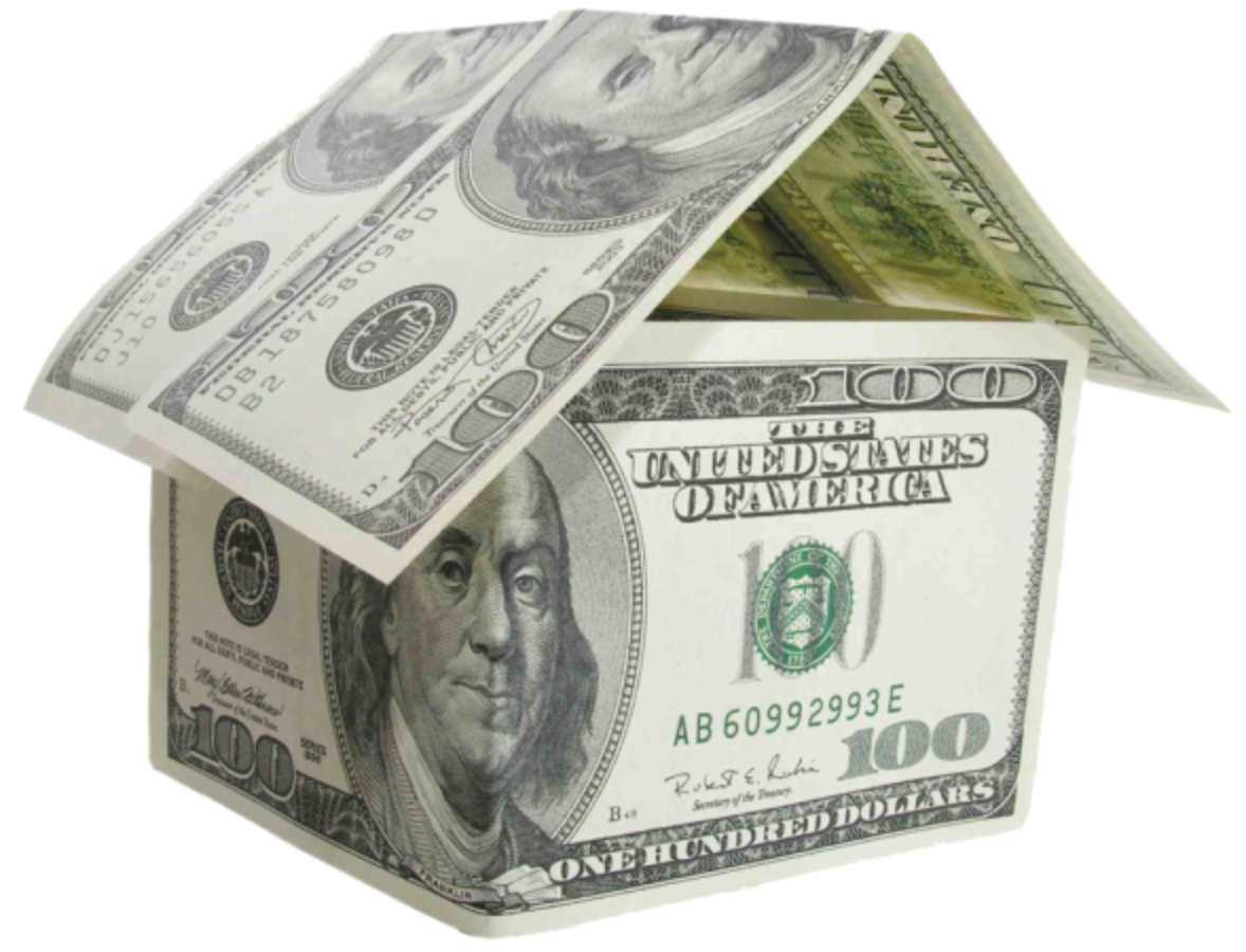 100 dollar house